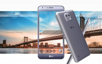 LG X Cam details revealed - 13MP 78° + 5MP 120° camera, 5.2