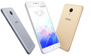 Meizu m3 note goes official with aluminum unibody, fingerprint sensor