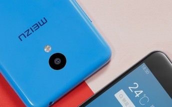 Meizu m3 records 4.5M pre-registrations in a day