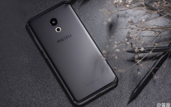 Meizu Pro 6 gets showcased in official picture for the first time