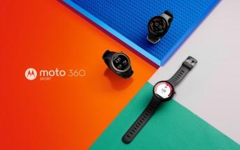 Motorola launches Moto 360 Sport in India
