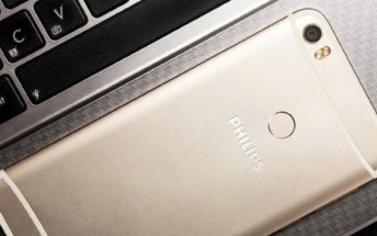 Philips S653H shows up in promo material, flaunts a metal body