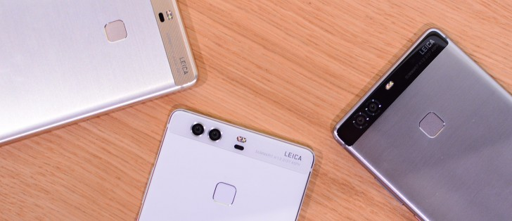 Huawei P9/P9 Plus surpass 10 million shipments