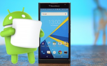 Marshmallow beta begins rolling out to BlackBerry Priv