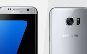 Silver Galaxy S7/S7 edge to be available in Netherlands starting May