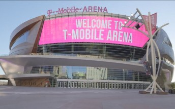 T-Mobile Arena opens in Vegas, here's a first look