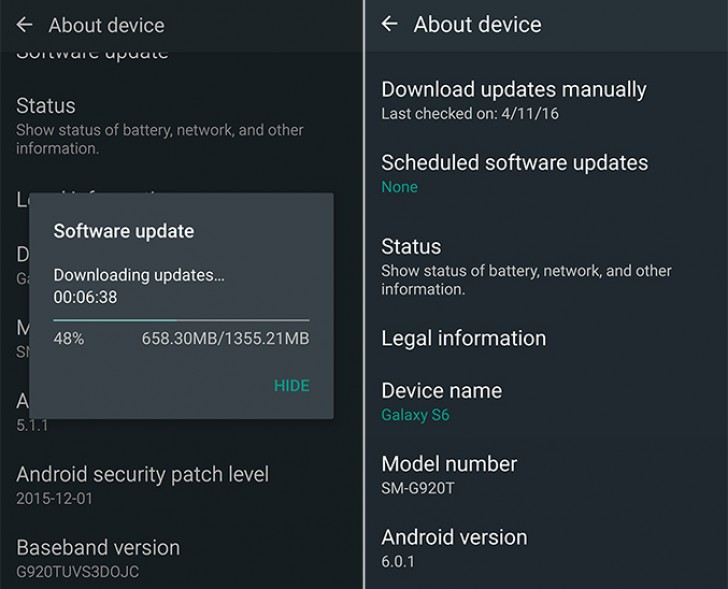 kb-technologies: T-Mobile rolls out Marshmallow update for ...