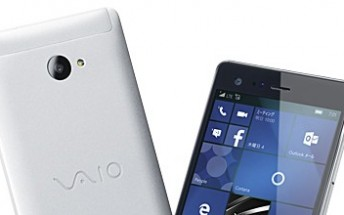 VAIO's Windows 10-powered Phone Biz is now available for purchase