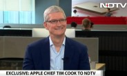 Apple CEO shares plans for the company's future in India