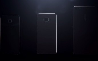Asus teases ZenFone 3, ZenFone 3 Deluxe, and ZenFone 3 Max ahead of May 30 unveiling