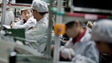 Foxconn replaced a total of 60,000 workers with automated machines