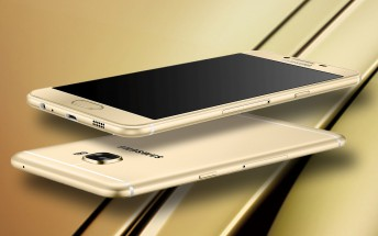 Samsung Galaxy C5 official - 6.7mm thick, all metal mid-ranger
