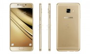 Samsung Galaxy C5 is now portrayed in leaked press renders