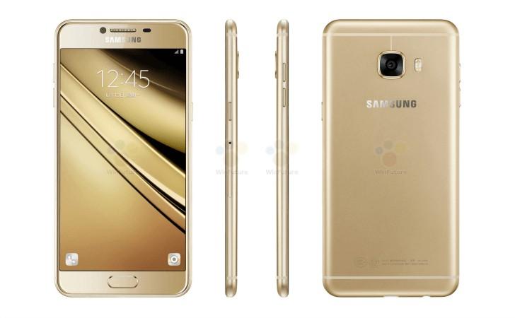 Galaxy C5 imagine