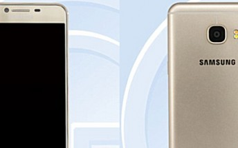 Samsung Galaxy C5 with octa-core CPU and 5.2-inch display clears TENAA