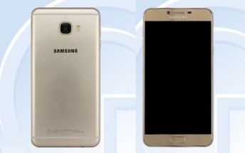 Samsung Galaxy C7 inspected by TENAA, feast on specs and photos