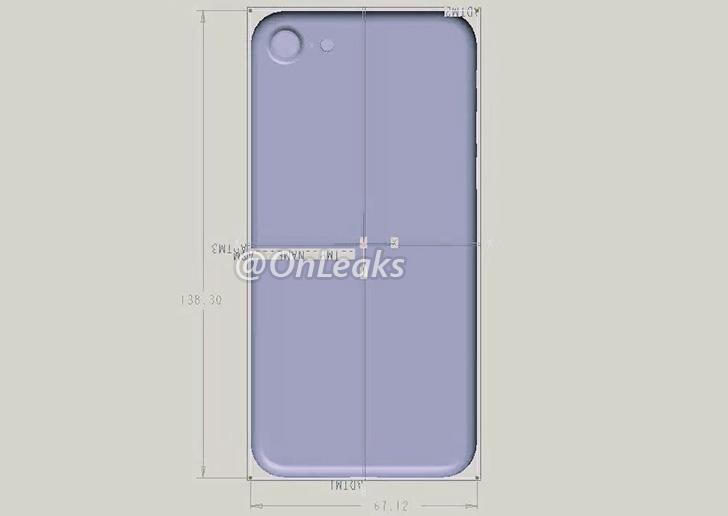 បានឃើញរូបប៉ុន្មានសន្លឹកនេះអ្នកនឹងដឹងកាន់តែច្បាស់ពីរូបរាង iPhone 7