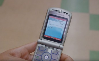 Lenovo picks at our nostalgia with a RAZR ad for June 9th Moto event