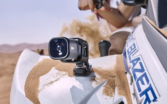 LG Action Cam LTE shoots 4K, can also live stream
