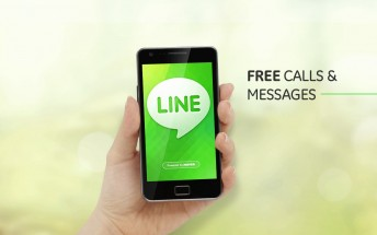 LINE messaging app crosses 500 million downloads on Play Store