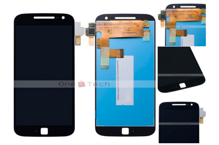 Alleged Moto G4 front panel reveals 5.5-inch 1080p display and ...