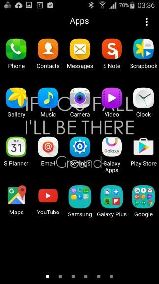 Samsung Galaxy Note 4 Marshmallow OTA
