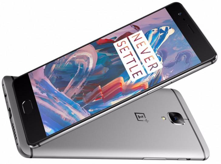 Smartphone OnePlus 3-Especificações e configurações