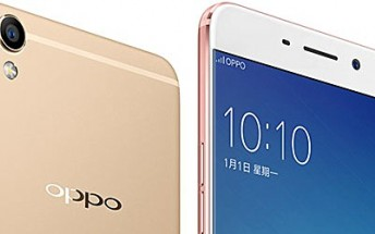 Oppo R9S certified by China's 3C