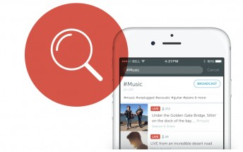 Periscope announces new search feature, permanently available broadcasts
