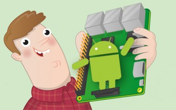 Google is working on Android for the Raspberry Pi 3