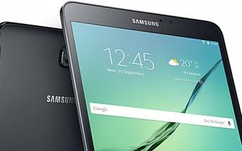 Android 6.0.1 starts hitting Samsung Galaxy Tab S2 8.0