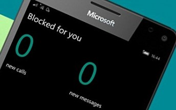 Leak reveals native call and SMS blocking feature in the works for Windows 10 Mobile