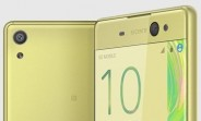 Sony Xperia XA Ultra is official with a 16MP OIS selfie camera