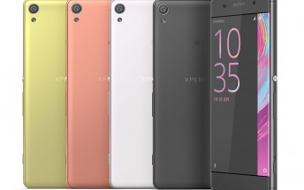 Sony Xperia XA and Xperia X are receiving new updates