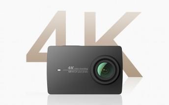 Xiaomi announces YI 4K Action Camera