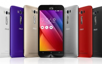 ASUS ZenFone 2 Laser gets Marshmallow update