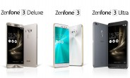 Asus announces ZenFone 3, ZenFone 3 Deluxe, and ZenFone 3 Ultra
