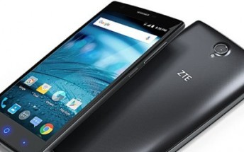 ZTE Zmax Pro rumored with fingerprint sensor, 6-inch screen