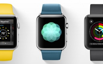 Apple aiming at selling 2 million second-gen Apple Watches per month