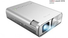 Asus ZenBeam E1 is a palm-sized projector compatible with PCs, phones, and media streamers