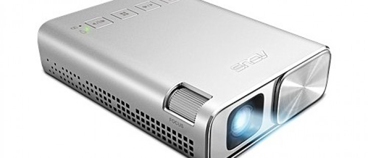 Asus zenbeam e1 is a palm sized projector compatible with for Palm projector