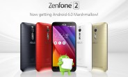 Asus Zenfone 2 ZE551ML and ZE550ML getting Marshmallow update