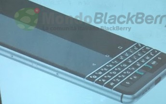 Blackberry working on three new devices codenamed: Neon, Argon, and Mercury