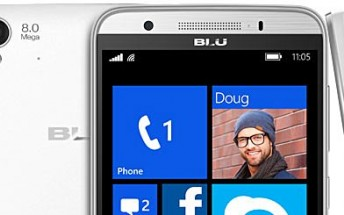 BLU Win HD LTE (X150E) Windows 10 Mobile update now rolling out in India