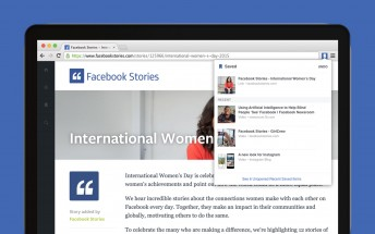 Facebook revamps the Like button, launches Chrome extensions for sharing and saving links