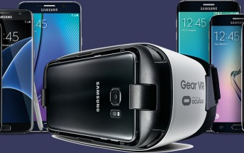 Samsung offers free Gear VR headset for everyone who buys a Galaxy smartphone before June 19
