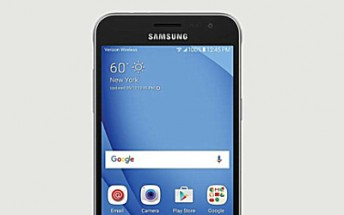 Galaxy J3 (2016) variant J3 V launched on Verizon