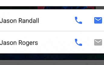Google's Search app could soon let you directly call, text, and email your Google Contacts