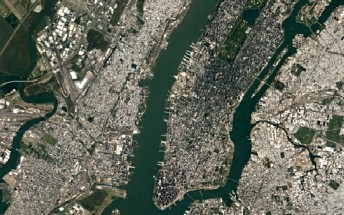 Google Maps update brings sharper satellite imagery
