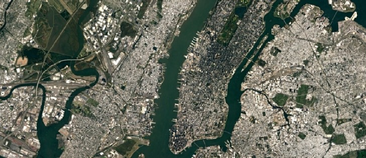 Google Maps update brings sharper satellite imagery ...